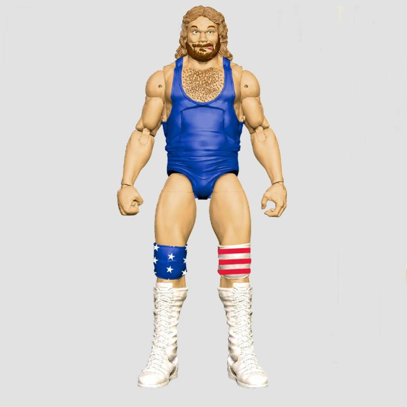 wwe sdcc18 reveals -hacksaw jim duggan