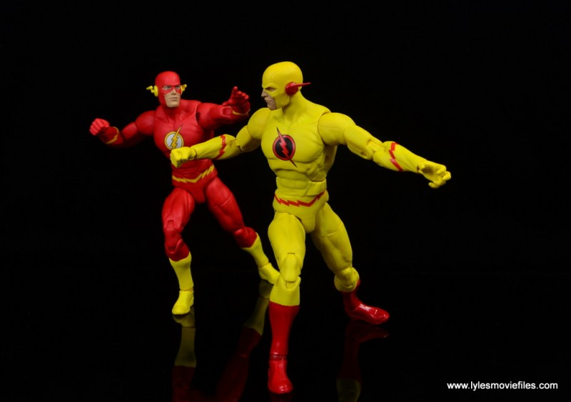 dc essentials reverse-flash figure flash -catch up barry
