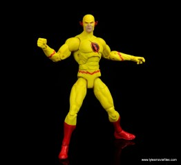 dc essentials reverse-flash figure flash - posing