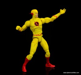 dc essentials reverse-flash figure flash - reaching out