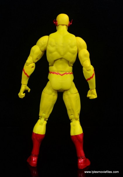 dc essentials reverse-flash figure flash - rear