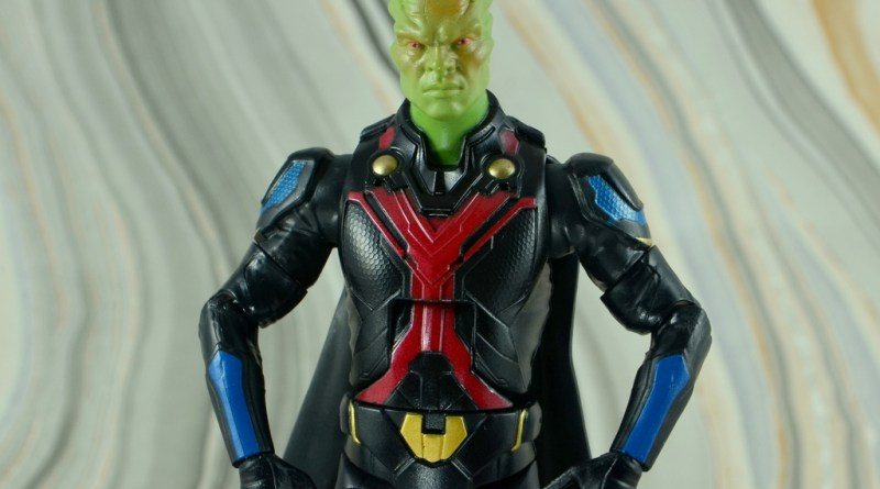 dc multiverse martian manhunter figure review - main pic