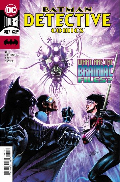 detective comics 987