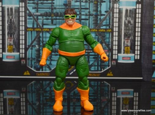 marvel legends doctor octopus figure review - front
