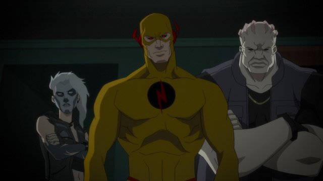 suicide squad hell to pay - silver banshee, professor zoom and blockbuster