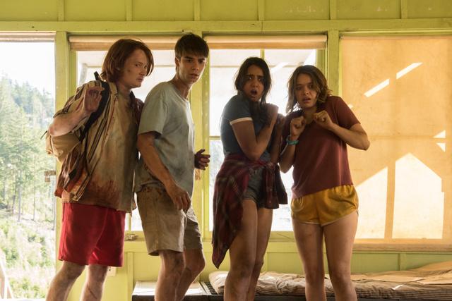 the-package-movie-review-Luke-Spencer-Roberts-Daniel-Doheny-Geraldine-Viswanathan-and-Sadie-Calvano