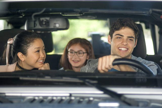 to all the boys i've loved before movie review - lana condor, anna cathcart and noah centineo