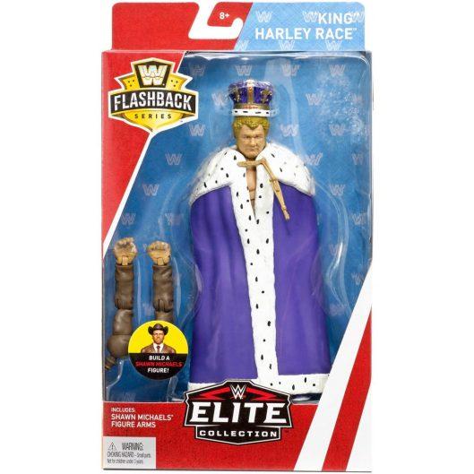 wwe flashback elite set harley race package