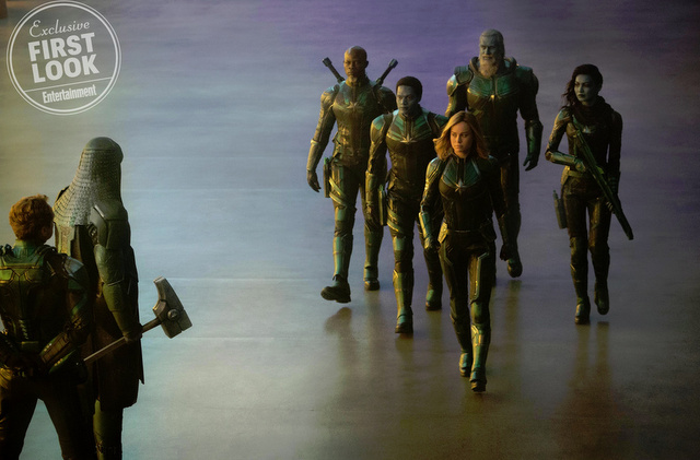 captain marvel - captain mar-vell, ronan and star force