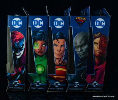 dc multiverse wave 1 side package left side