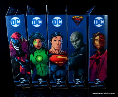 dc multiverse wave 1 side package right side