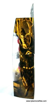 marvel legends gladiator figure review - package side