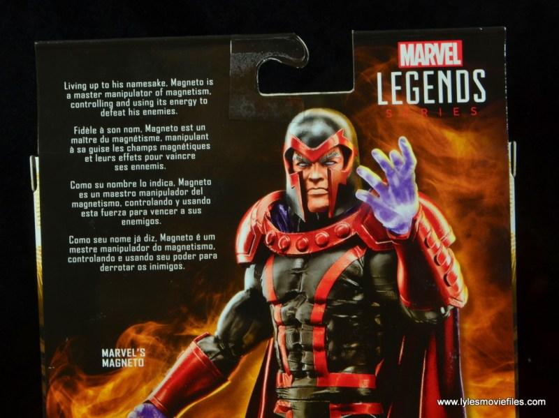 marvel legends magento review - bio