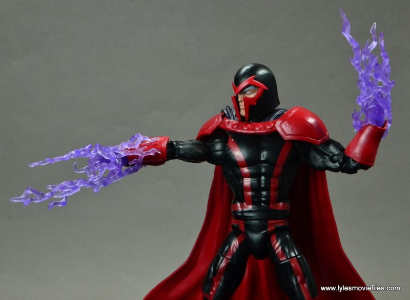 marvel legends magento review -using power effects