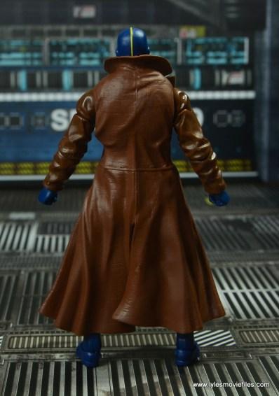 marvel legends multiple man figure review - rear