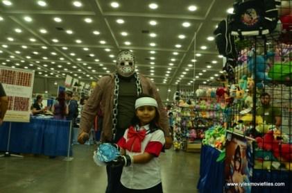 Baltimore Comic Con 2018 cosplay -Jason and Sakura