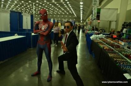 Baltimore Comic Con 2018 cosplay -Marvel's Spider-Man and Matt Murdock
