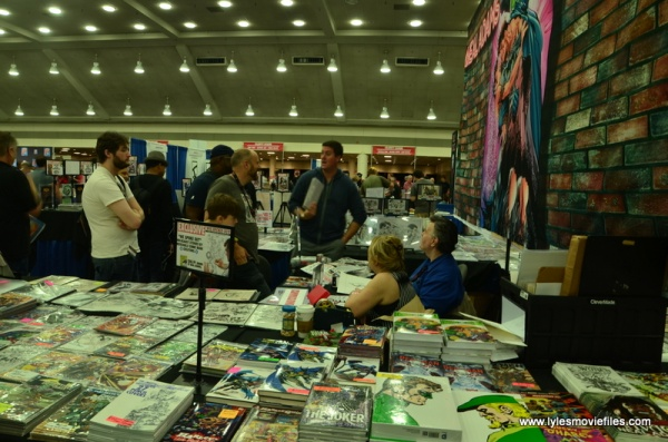 Baltimore Comic Con 2018 creators -Tom King and Neal Adams