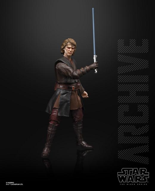 Star Wars Archive Anakin Figure (3)