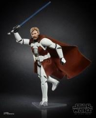 Star Wars The Black Series 6-inch Obi-Wan Kenobi (Clone Trooper Armor) Figure 2 Walgreens Exclusive
