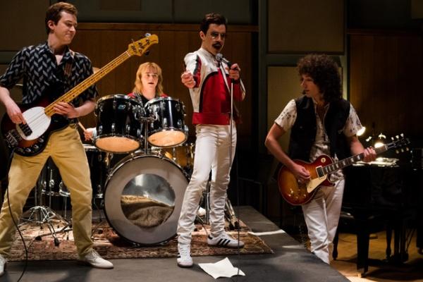 bohemian-rhapsody-movie-review-joe-mazzello-ben-hardy-rami-malek-and-gwilym-lee