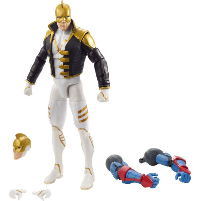 dc multiverse the ray figure accessories