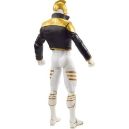 dc multiverse the ray figure rear