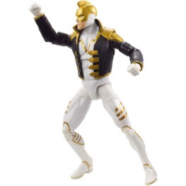 dc multiverse the ray figure wide stance