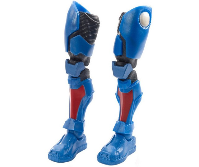 dc multiverse wonder woman figure - legs