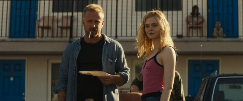 galveston movie review - ben foster and elle fanning