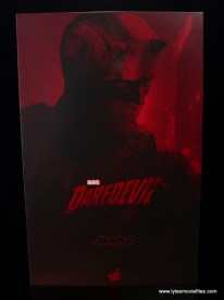 hot toys daredevil figure review - package front