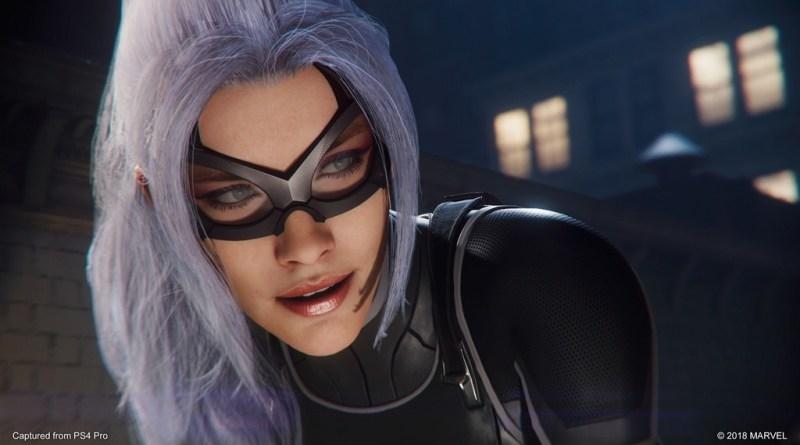 marvel's spider-man the heist - black cat