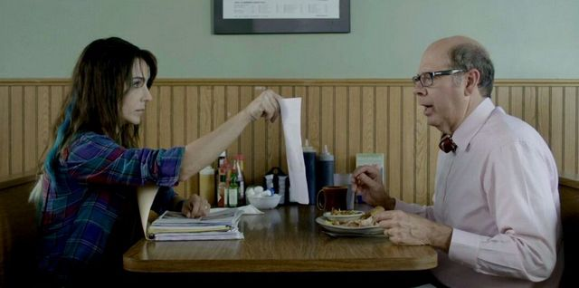 strange nature movie review - lisa sheridan and stephen tobolowsky