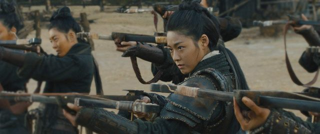 the great battle movie review Seol-Hyun Kim