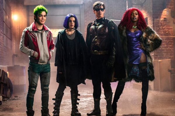 Titans TV Recaps and Episode Guide