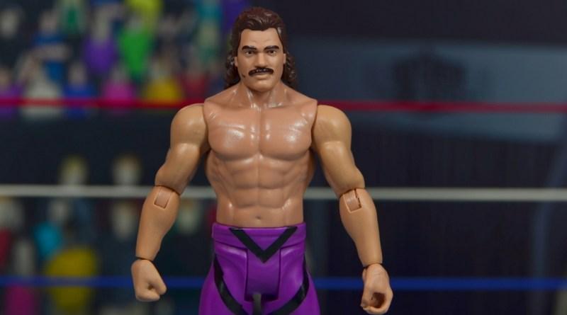 WWE Flashback Basic Rick Rude figure review - main pic