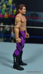 WWE Flashback Basic Rick Rude figure review - right side