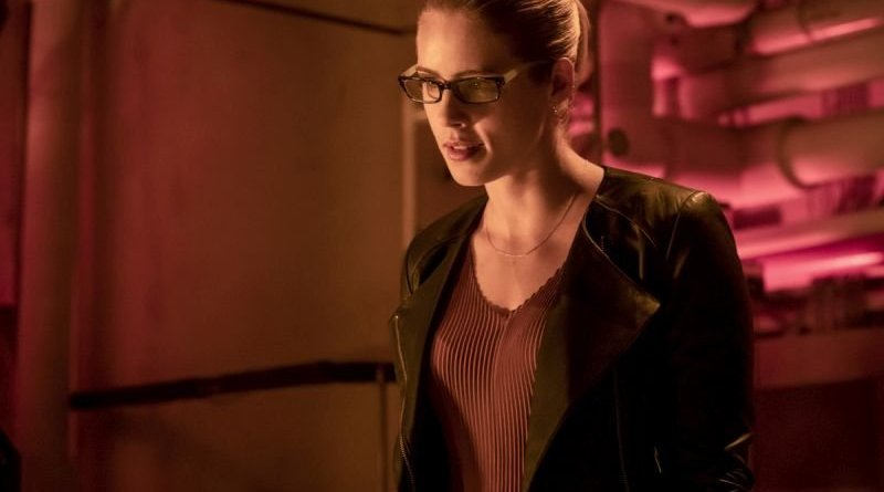 arrow level two review - felicity