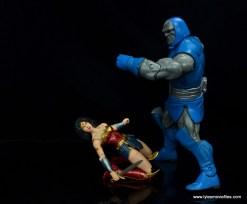dc multiverse wonder woman figure review -dodging darkseid