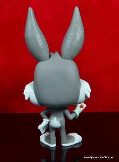 funko pop bugs bunny figure review - rear