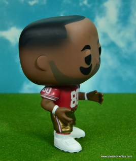 funko pop jerry rice figure review -right side