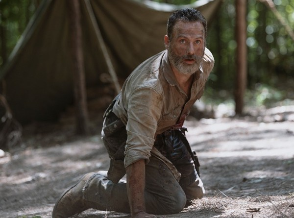 the walking dead what comes after review - rick grimes