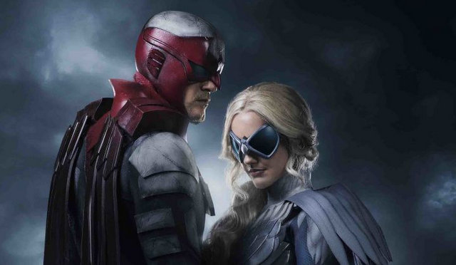 titans hawk and dove review - hawk and dove