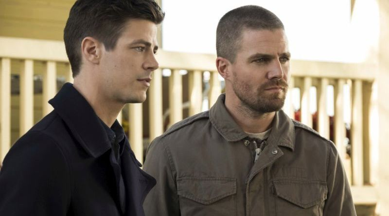 the flash - Elseworlds Part 1 revoiew - barry and oliver