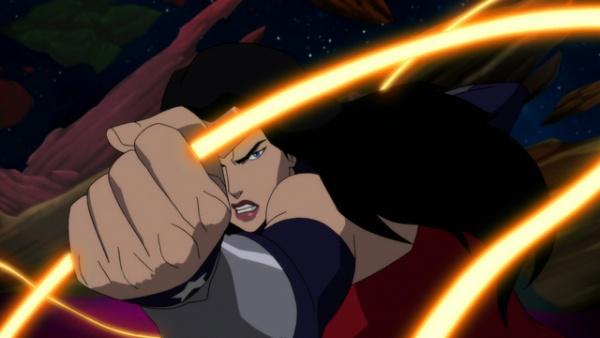 The Reign_of_the_Supermen- wonder woman