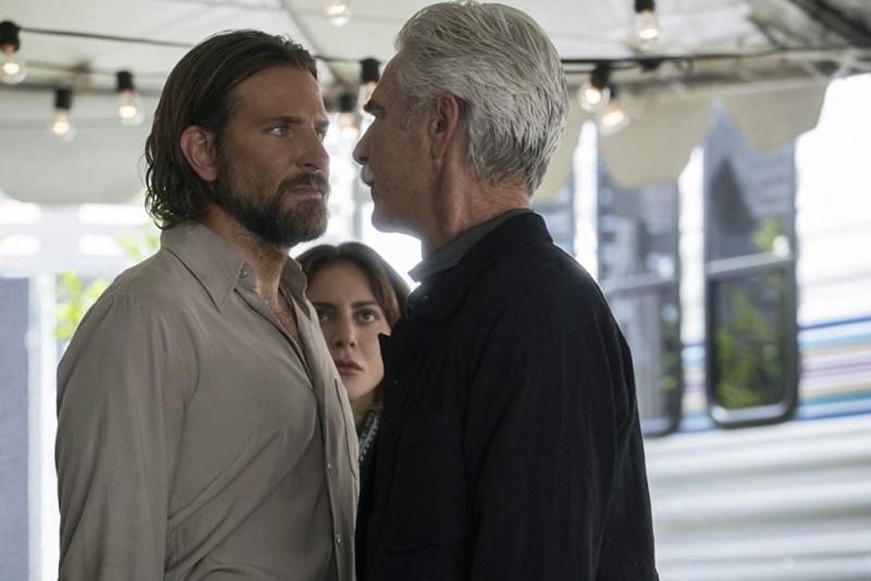 a star is born movie review - bradley cooper, lady gaga and sam elliott