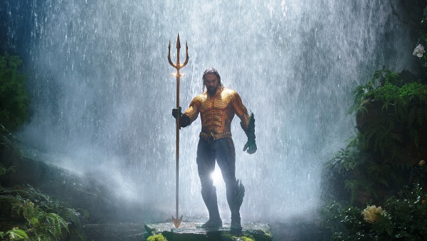 aquaman movie review - aquaman