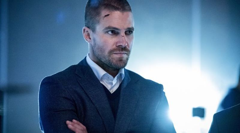 arrow unmasked review - oliver