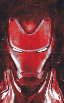 avengers endgame promo art - iron man