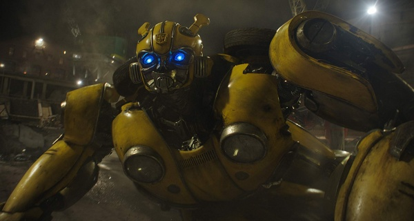 bumblebee movie review - bumblebee